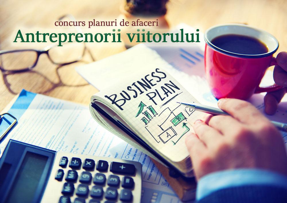 Concurs planuri de afaceri
